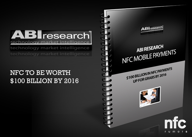 Research paper on nfc technology manufacturers