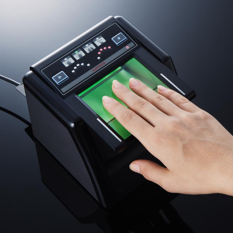 live scanner