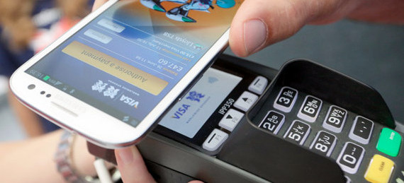 Samsung smart phones ships with Visa NFC payment system - SecureIDNews