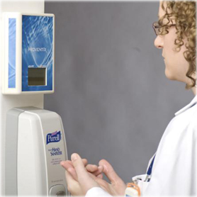 Proventix Records More Than 4 Million Clean Hands In
