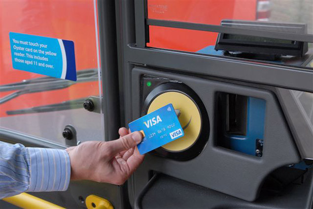 "Beyond the Stripe Swipe: ""Contactless"" Cards Are Booming"