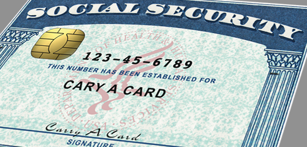 $1 billion for new Social Security card