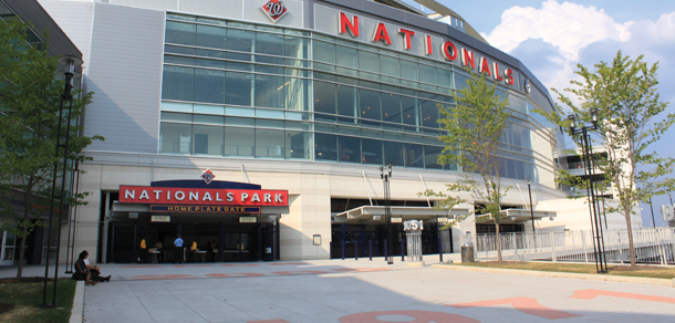 Washington Nationals go contactless for season tickets