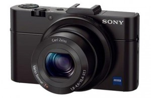 Sony-NFCcamera