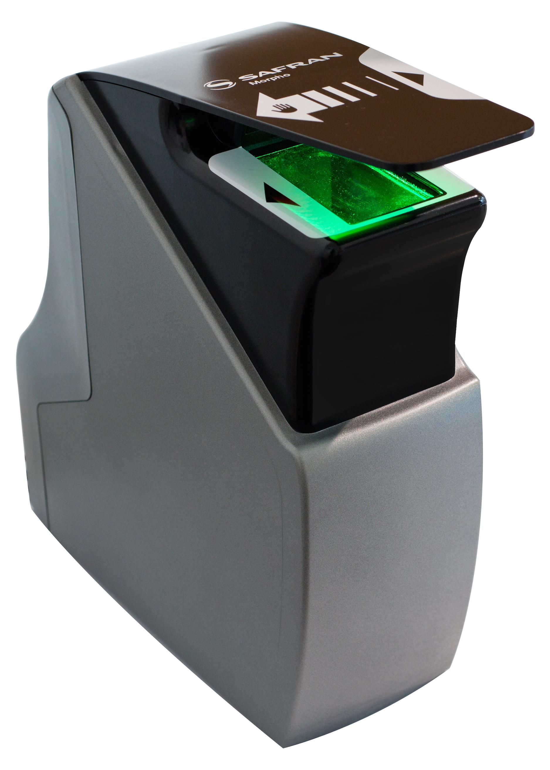 Morpho unveils touchless fingerprint scanner, Milestone for TSA's