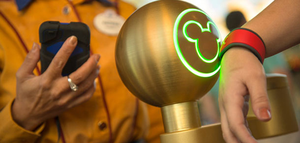 Disney CEO says MagicBands are a success