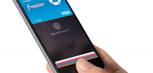 Apple Pay enabling biometric payments at the point-of-sale