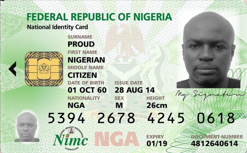 nigeria rolling out eid cards  secureidnews