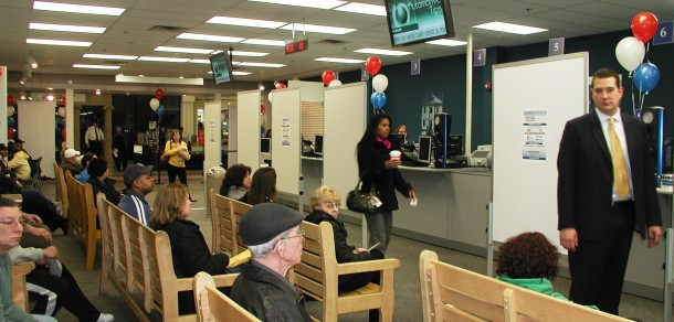 Kiosks enabling driver license renewal, replacements