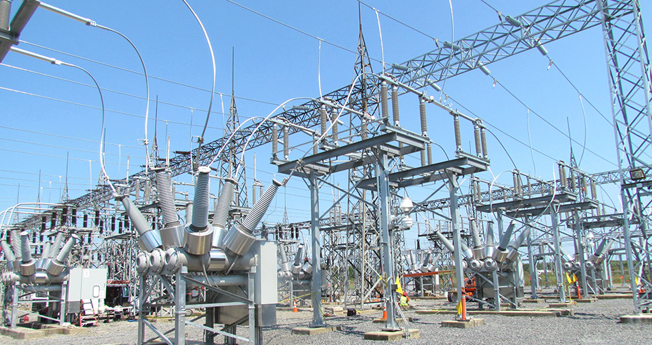 Cyber attack takes down power grid 60 substations for Distribution substation