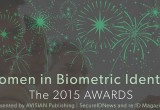 2015 Women in Biometric Identity Awards