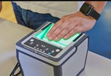 3M Cogent biometric reader