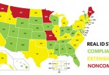 Real ID compliance state by state status