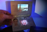 UV printing adds covert security features to passports and cards