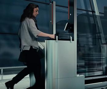 Gemalto biometrics in airports