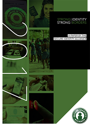 Secure Identity/Secure Borders white paper from Secure Identity Alliance