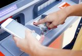 Biometric ATMs rely on facial recognition
