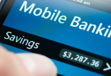 Authentication for mobile banking: Melding device and human biometrics