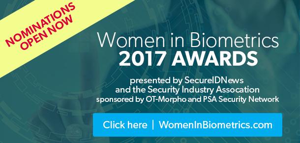 Women in Biometrics 2017