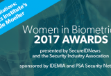 Women in Biometrics 2017 winner: Isabelle Moeller, Biometrics Institute