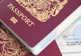 U.K.'s new secure passport includes advanced document security features