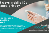 Mobile IDs enhance privacy