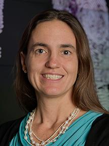 Women in Biometrics 2017 winner: Stephanie Schuckers, Clarkson University and CITeR
