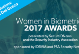 Women in Biometric Award winner: Kimberly Del Greco FBI