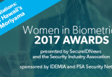 Women in Biometrics 2017 winner: Liane Moriyama, Hawaii Criminal Justice Data Center