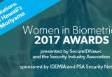 Women in Biometrics 2017 winner: Liane Moriyama, Hawaii Criminal Justice Data Center