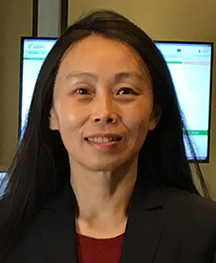 Anne Wang, Gemalto, 2018 Women in Biometrics Award winner