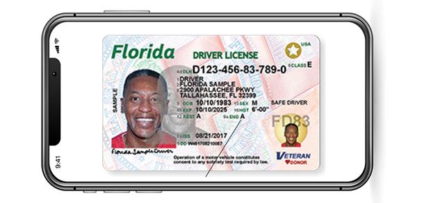 Getting A Florida Drivers License >> Florida Digital Driver S License Could Get Legislative