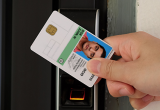 PIV credentials for physical access control