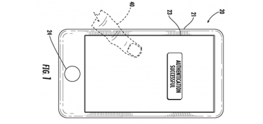 Patent describes new Apple fingerprint scanner in touchscreen itself