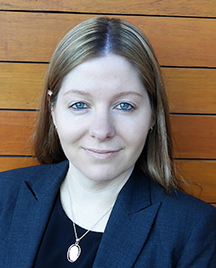 Dana Michalski, Australia DST, 2019 Women in Biometrics Award winner