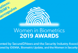 Debra Marcopulos, DHS OBIM, 2019 Women in Biometrics Award winner