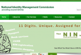 Nigerian digital ID initiative