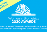 Jeni Best CBP, 2020 Women in Biometrics Award winner