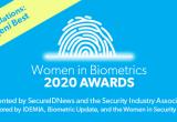 Jeni Best CBP, 2020 Women in Biometrics Award winner